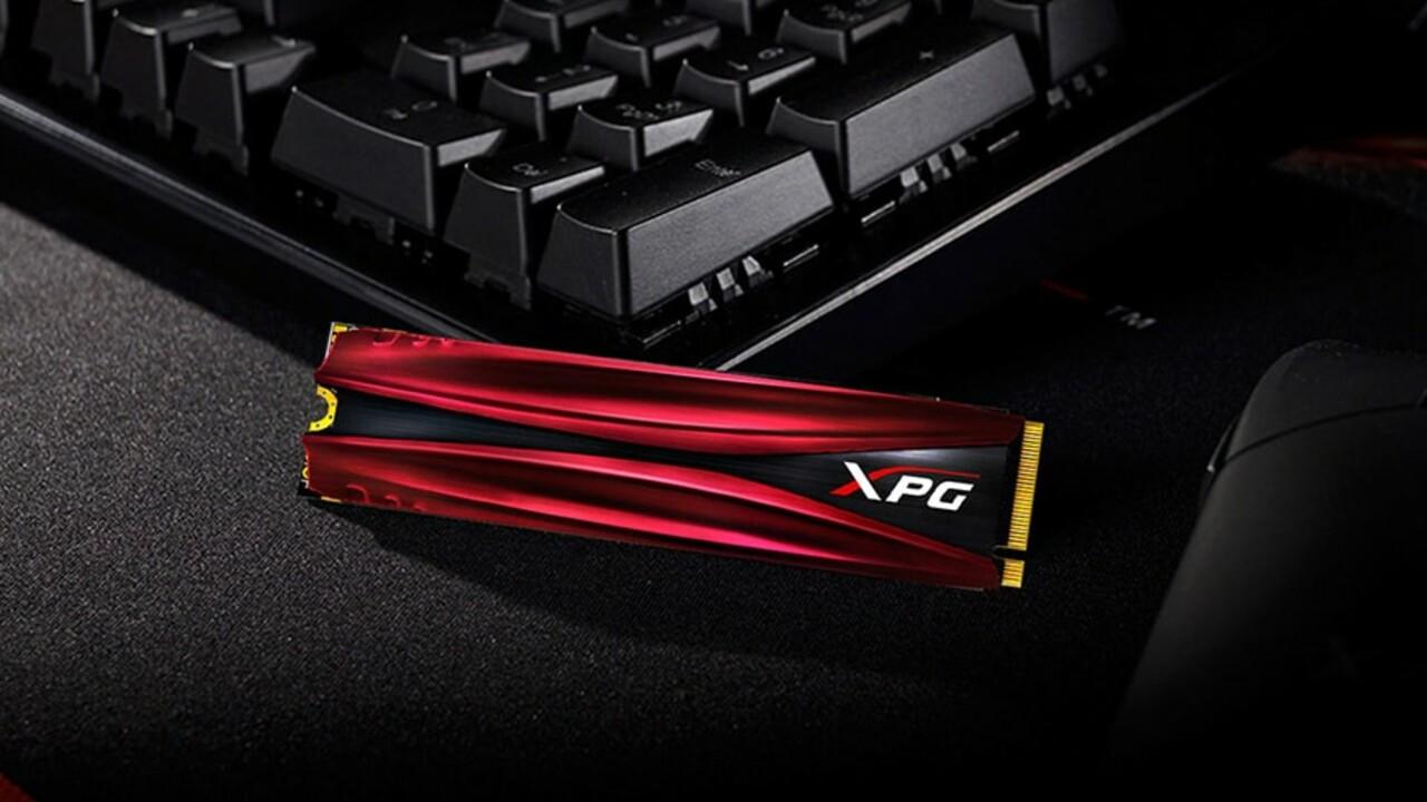 Gammix S11 Pro: Adatas schnellste SSD mit Kühler und neuem Namen
