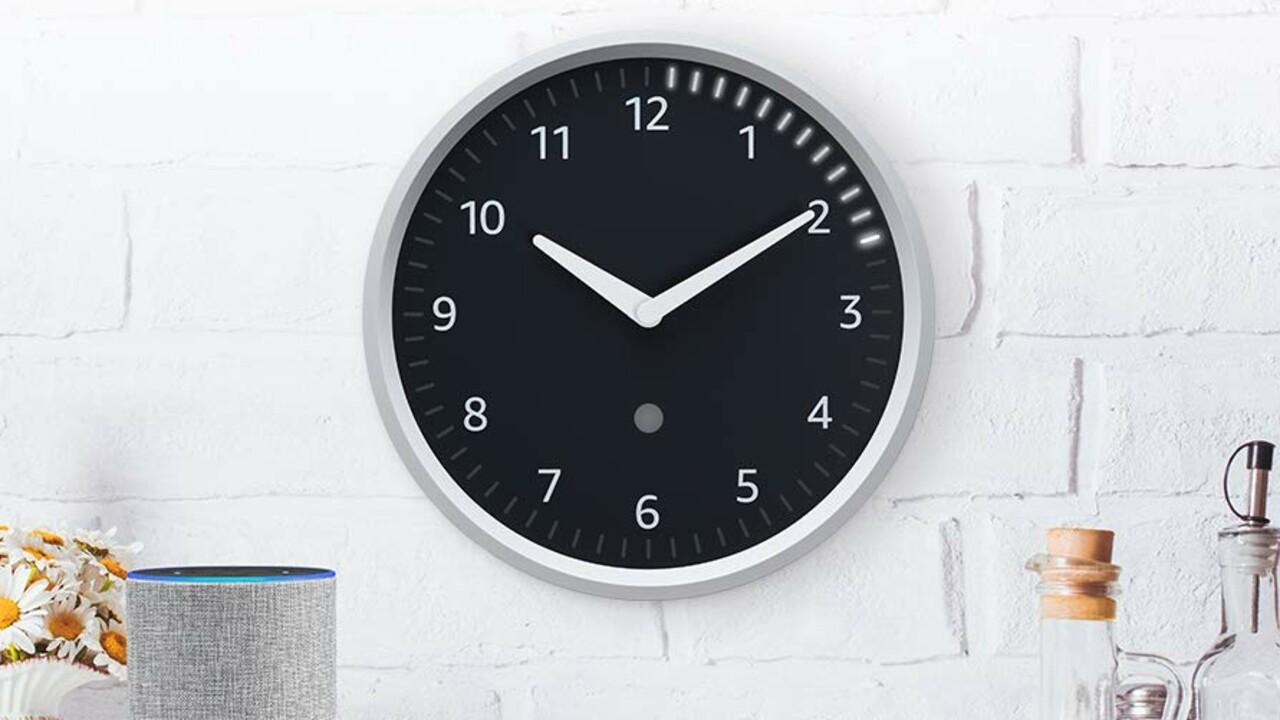 Tickt nicht richtig: Amazon stoppt Verkauf der Echo Wall Clock
