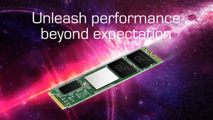 MTE 220S SSD: Transcend reizt erstmals das PCIe-x4-Interface aus