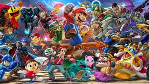Umsatz mit Videospielen: Fortnite knapp vor Super Smash Bros. Ultimate