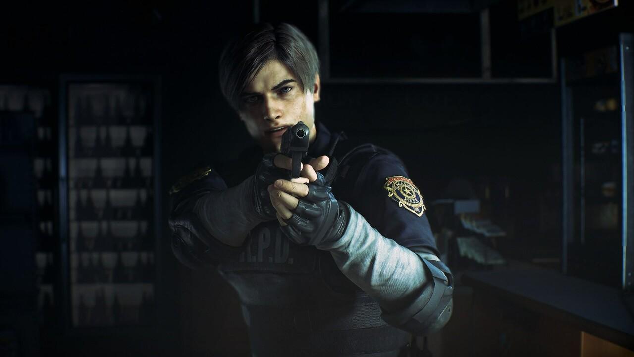 Resident Evil 2: Launch-Trailer stimmt auf Release ein