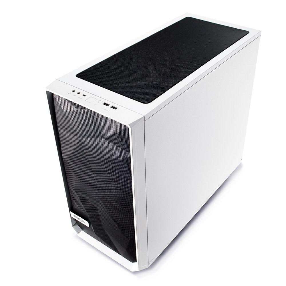 Fractal Design Meshify S2 White TG Clear