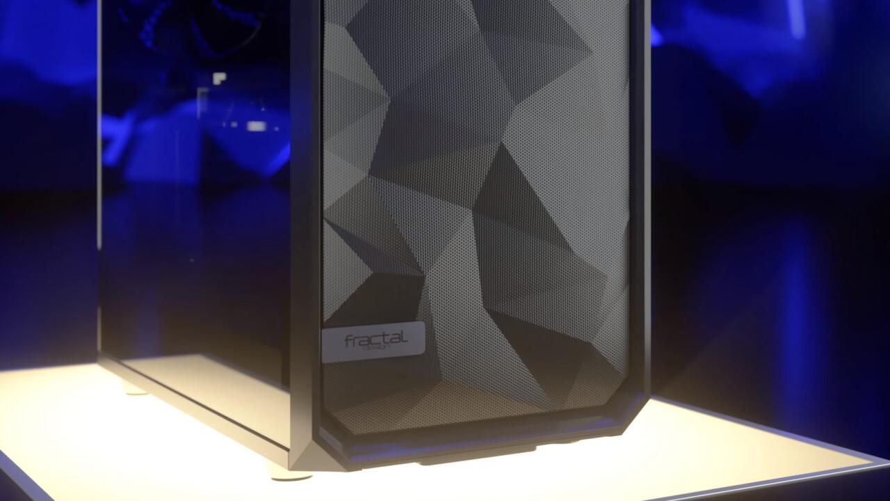 Fractal Design Meshify S2: Zweiter Ableger der Meshify-Serie unterstützt E-ATX