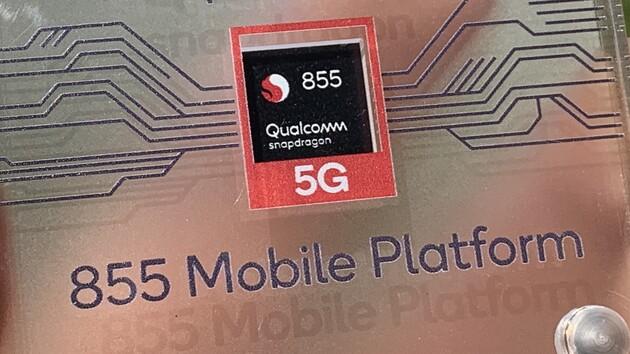 MWC 2019: LG bringt 5G-Smartphone mit Snapdragon 855 zur Messe