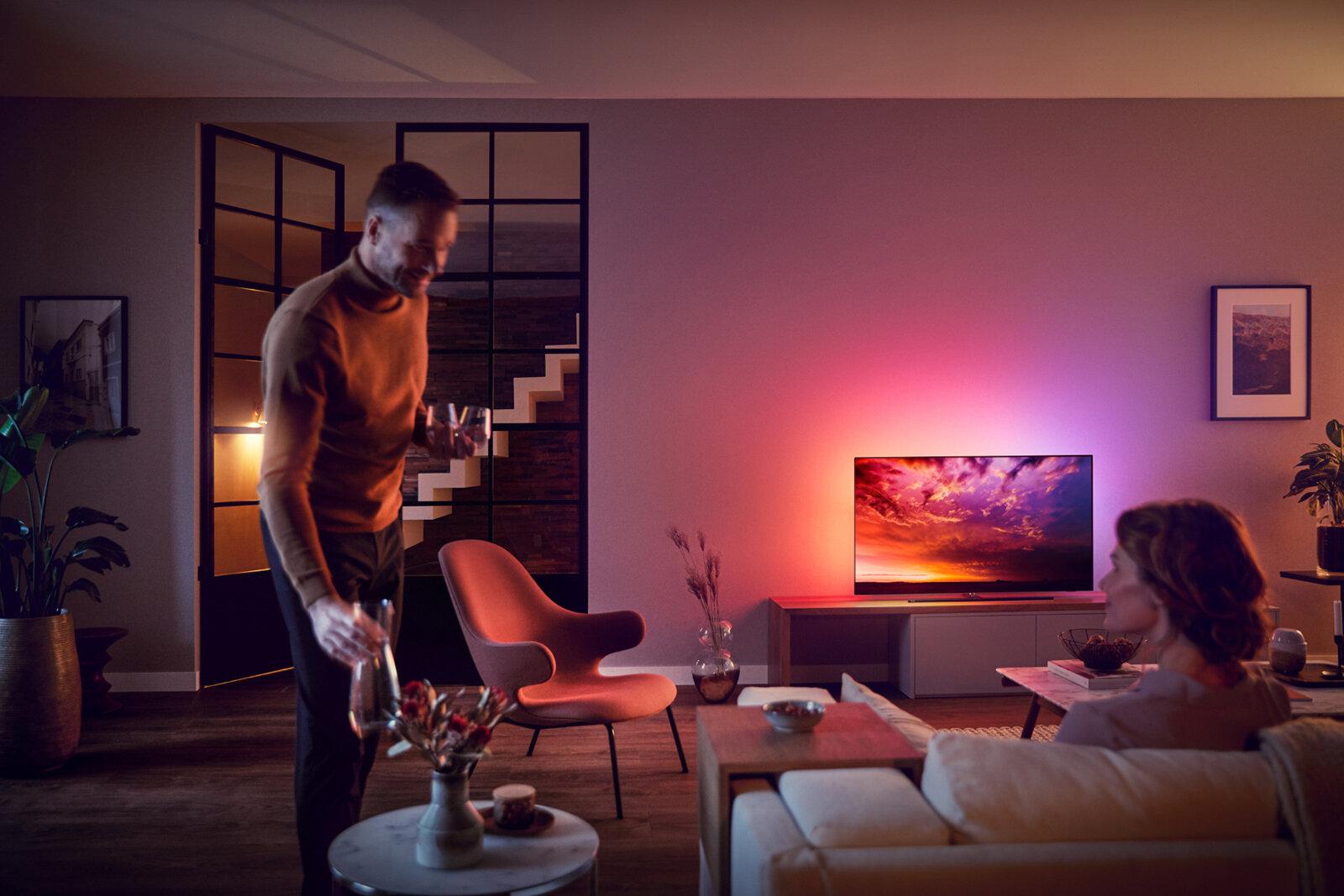 Philips OLED-TV 854
