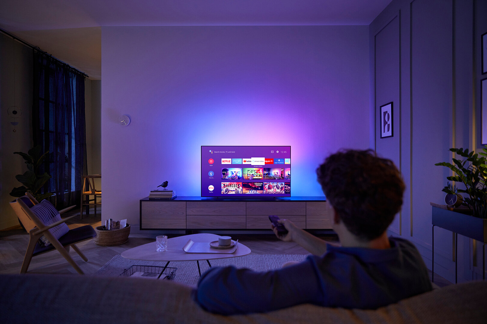 Philips OLED-TV 804