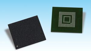 UFS 3.0: Toshiba startet die neue Generation Mobile-Speicher