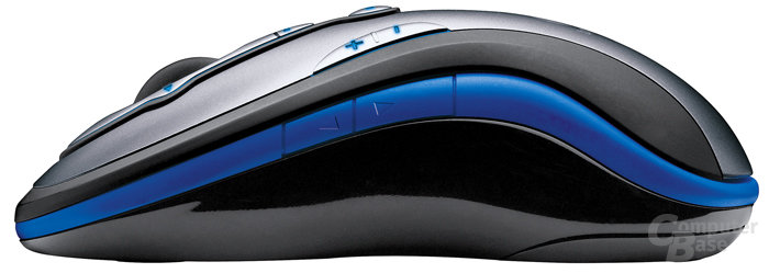 Logitech Mediaplay Cordless Mouse