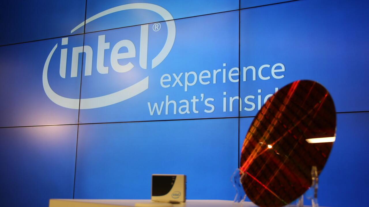 Quartalszahlen: Ein Rekordjahr für Intel mit verhaltenem Ausblick