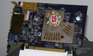 All-In-Wonder X600 auf dem IDF