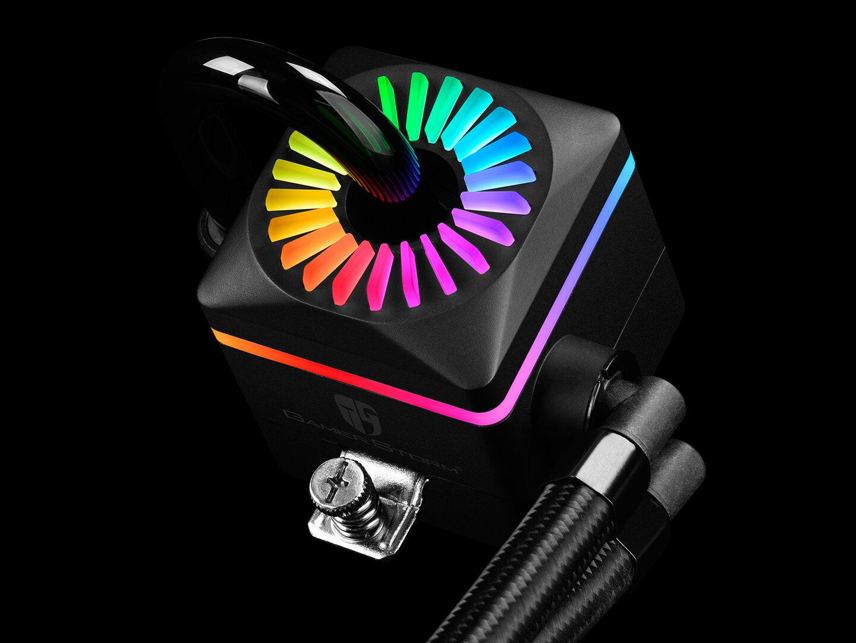 Deepcool Captain 240 Pro: Ungewöhnliches Pumpen-Design