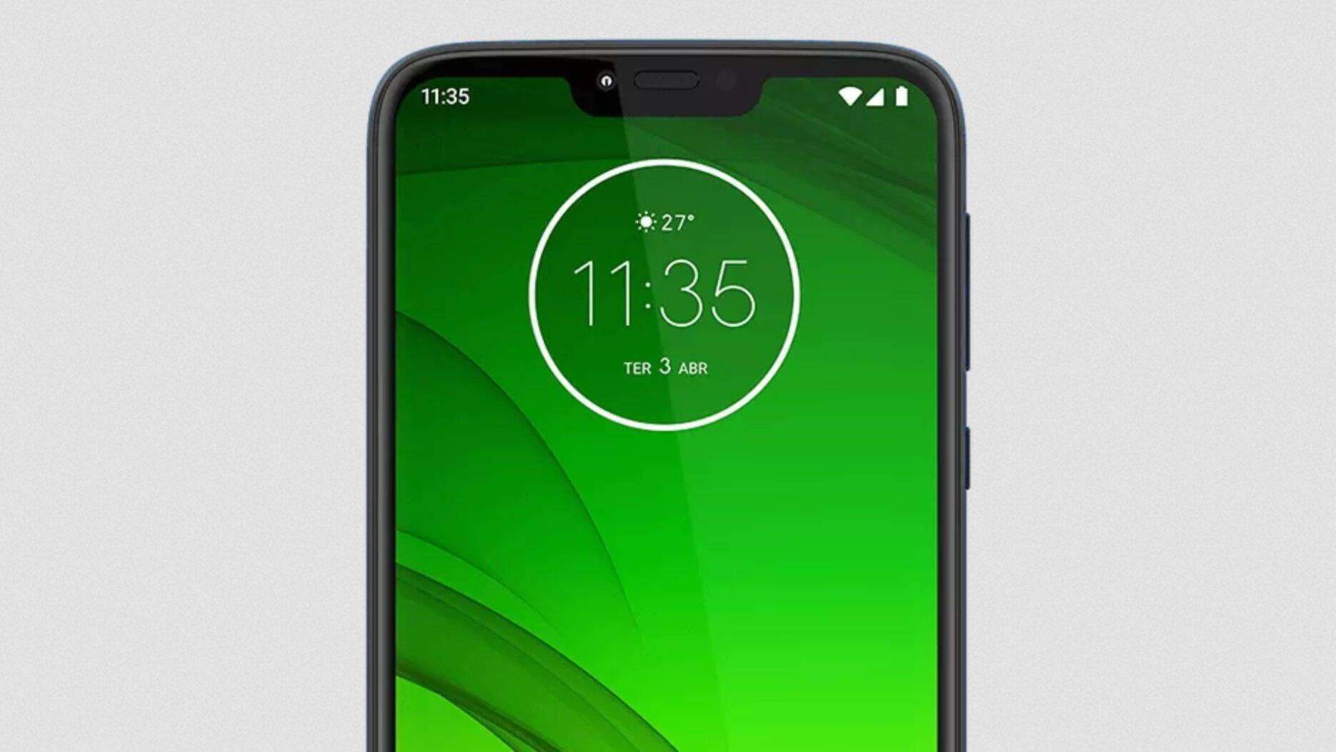 Motorola Moto G7 Play Front