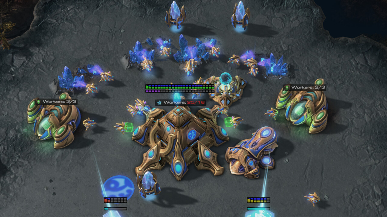 AlphaStar: Künstliche Intelligenz besiegt StarCraft-II-Profi MaNa