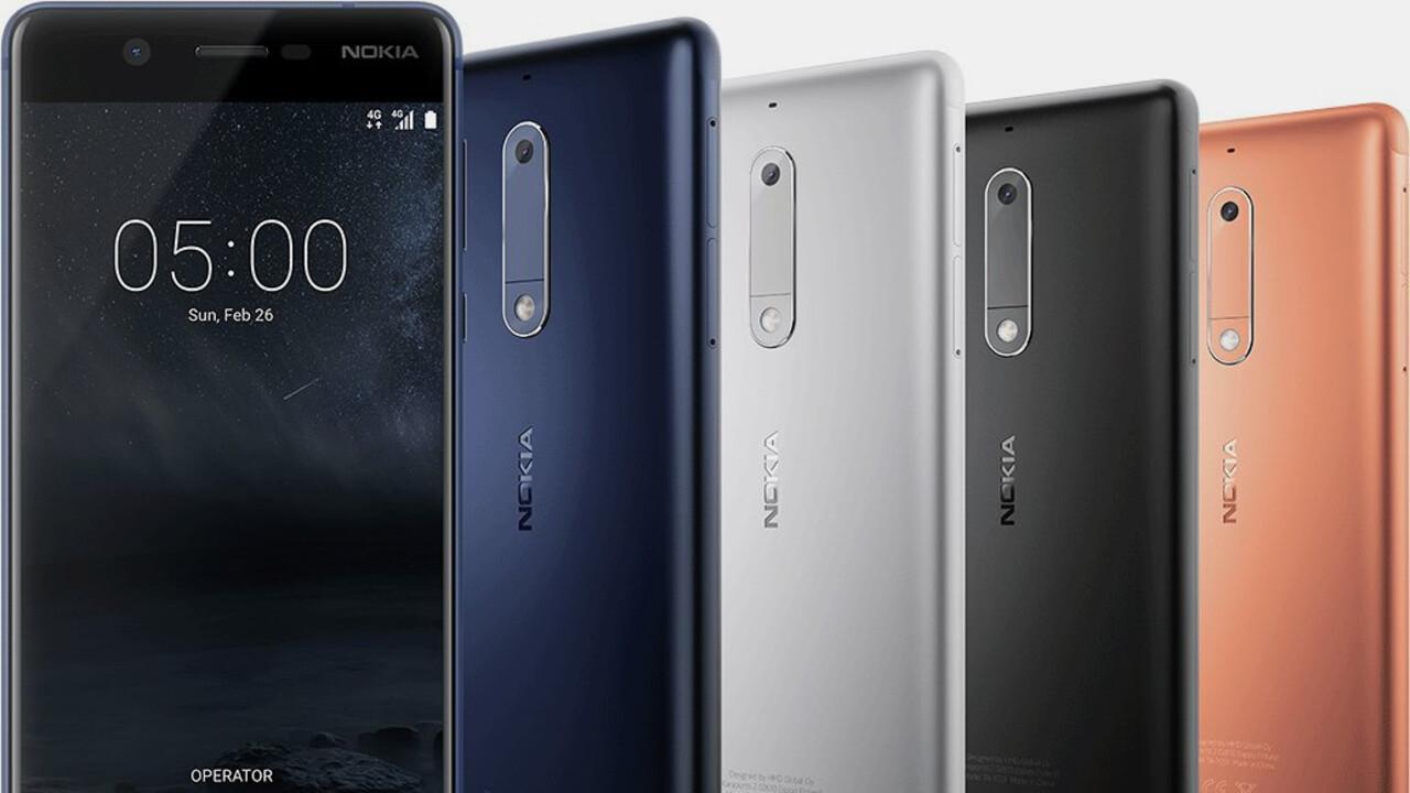 Update: HMD rollt Android 9 Pie für das Nokia 5 aus