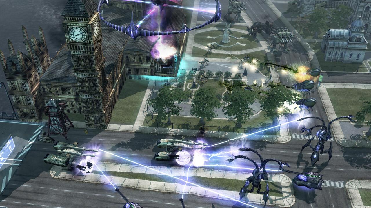 Abwärtskompatibilität: Xbox One spielt Command & Conquer ab