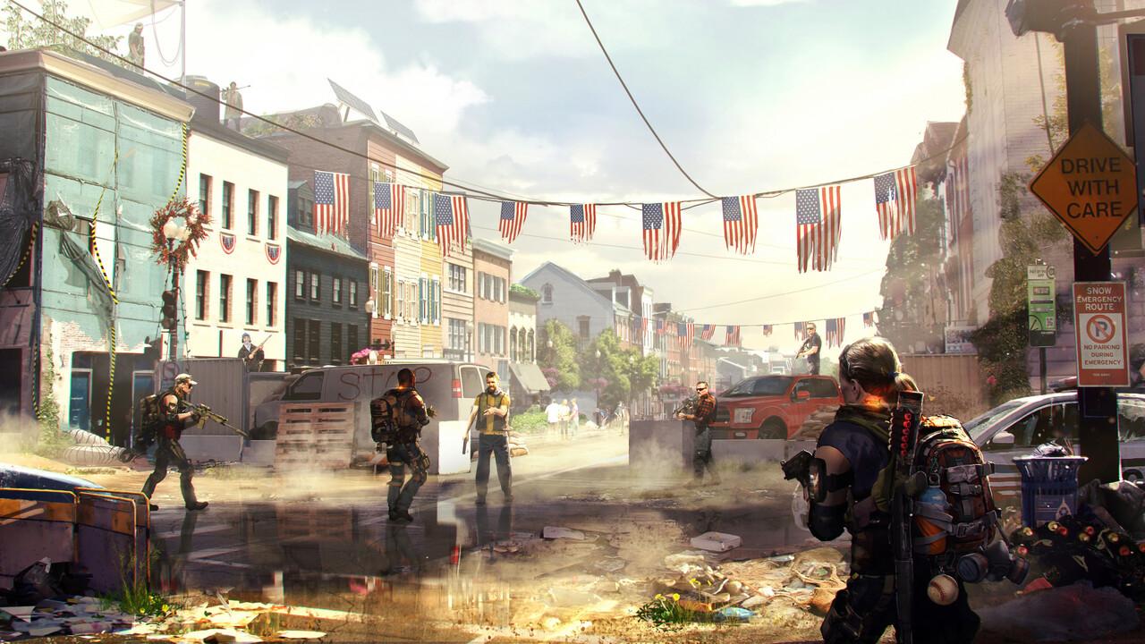 The Division 2: Ubisoft kooperiert bei RGB-Beleuchtung mit Corsair