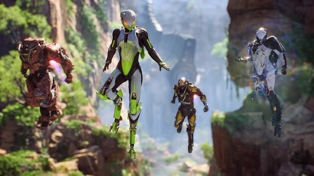 Anthem: BioWare bezieht Stellung zu Problemen der VIP-Demo