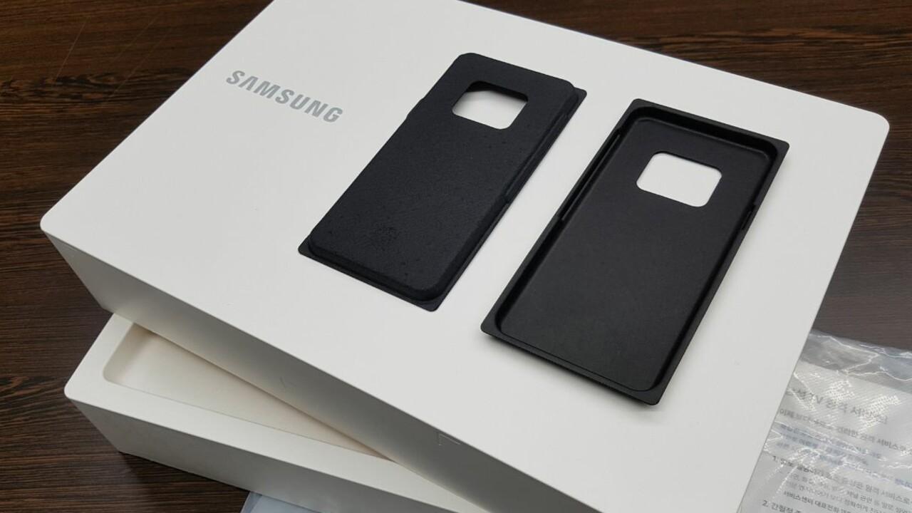 Recycling: Samsung setzt verstärkt auf Öko-Verpackungen
