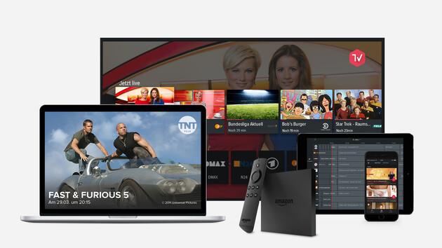 Fernsehen: Magine stellt Streaming-Dienst in Deutschland ein