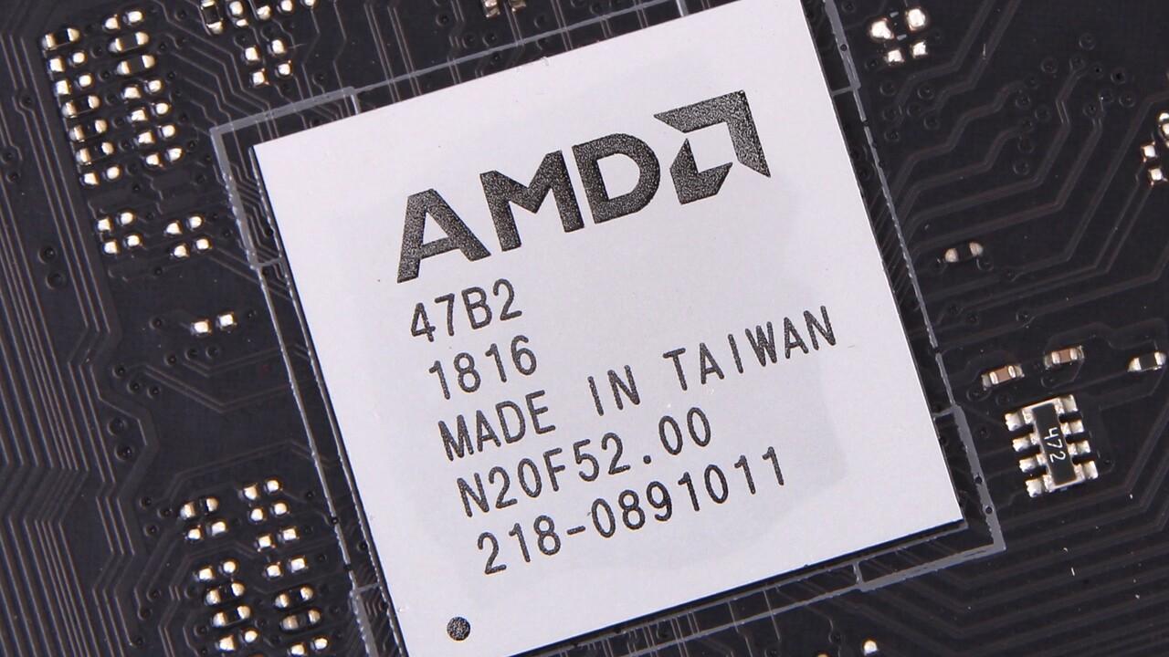 Chipsatz-Zweiteilung: Mainstream von ASMedia und High-End von AMD