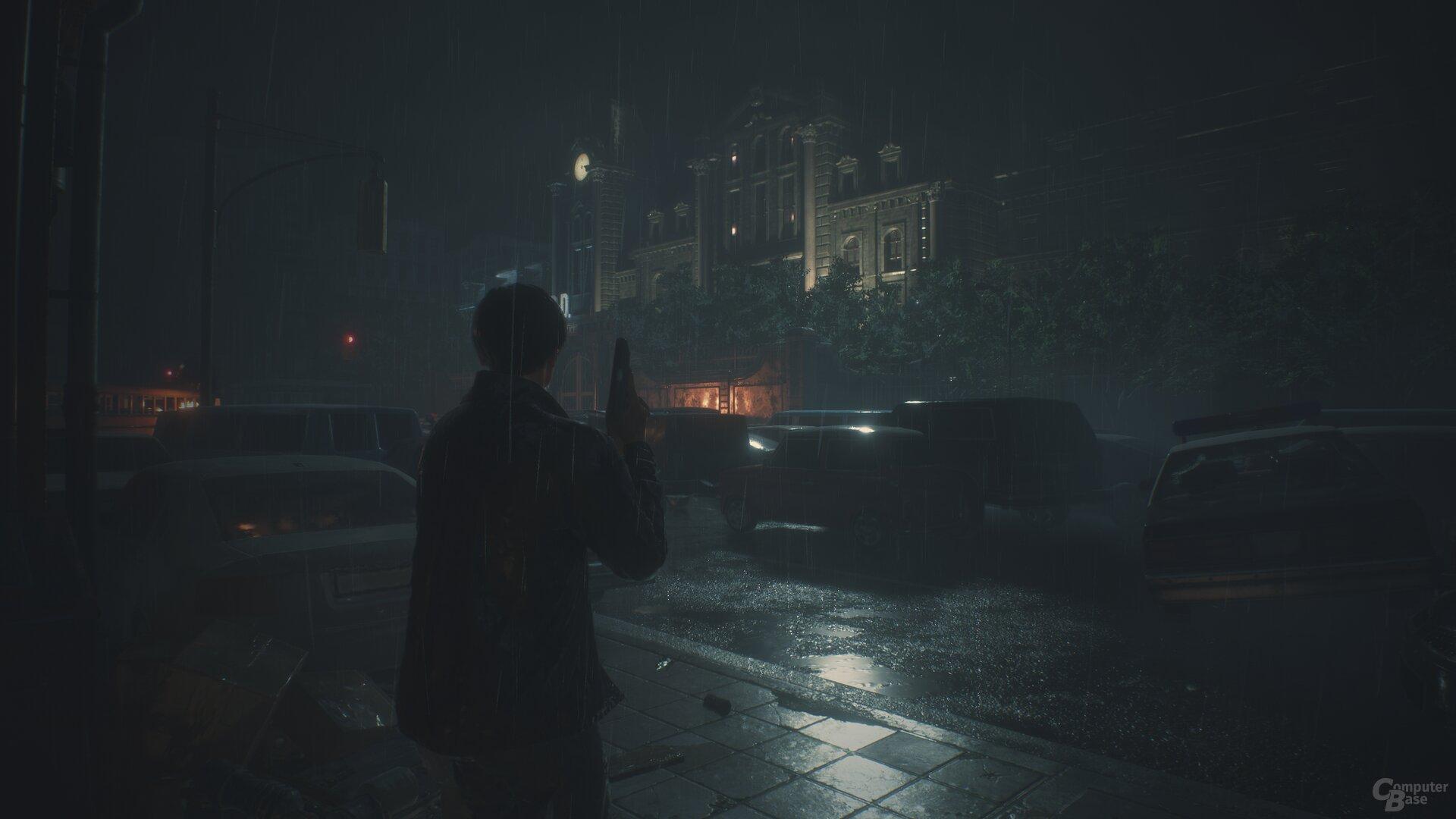 Resident Evil 2 im Technik-Test