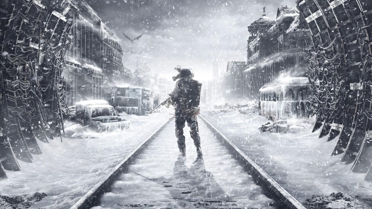 Metro Exodus: Endzeit-Shooter erscheint exklusiv im Epic Games Store