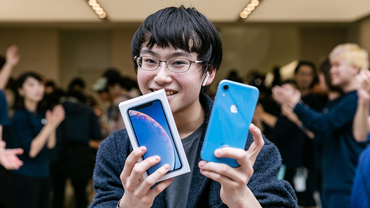 Quartalszahlen: Apple macht das China-Geschäft zu schaffen