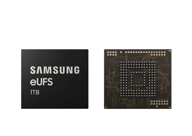 Samsung UFS 2.1 mit 1 TB