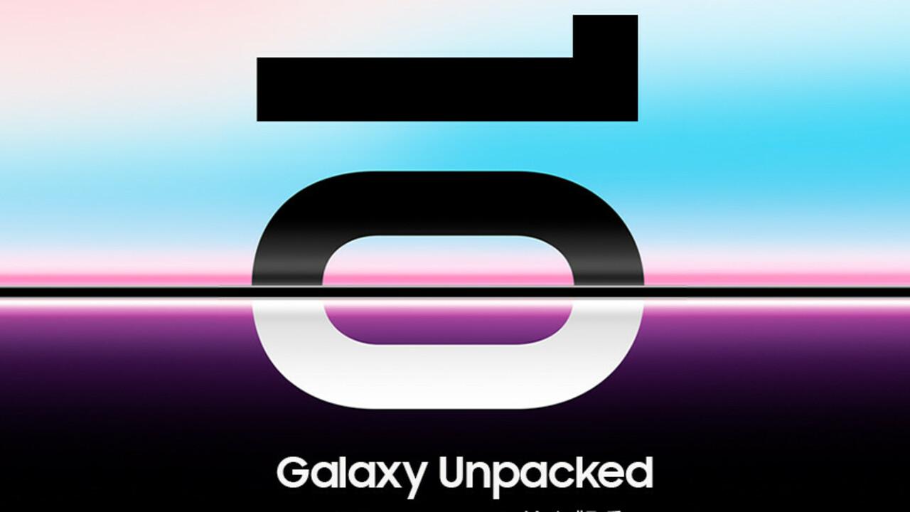 Samsung: Galaxy S10 ist in drei Varianten in der Massenproduktion