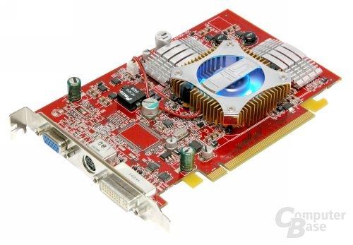 HIS Excalibur X700 PRO VIVO 256 MB PCIe