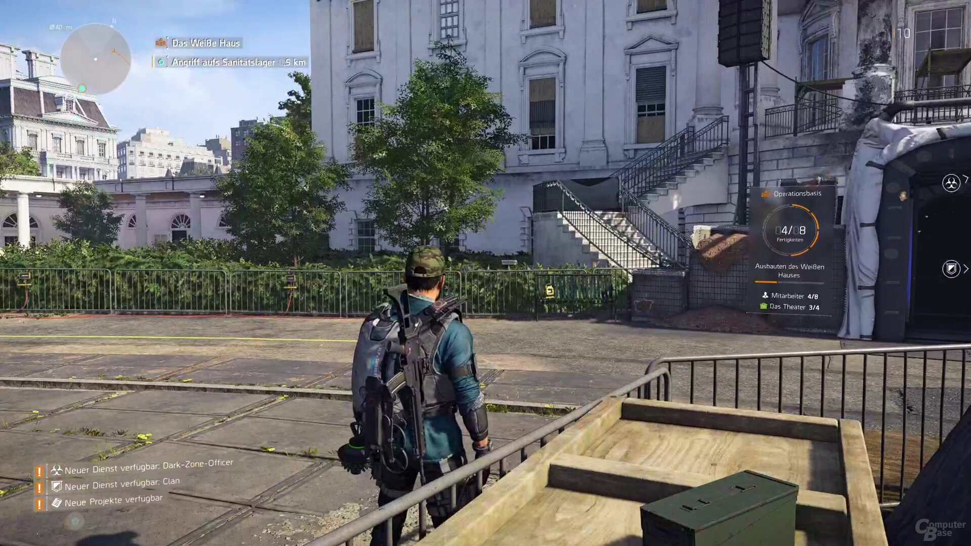 The Division 2 in Shadow – 5 MBit/s