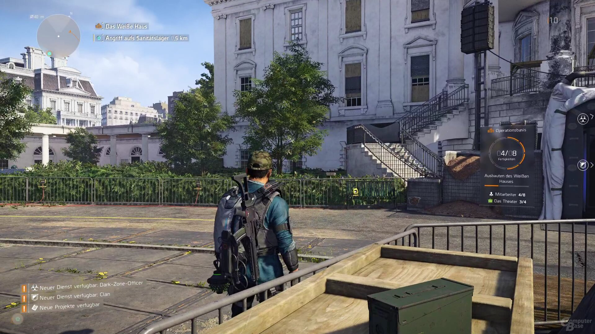 The Division 2 in Shadow – 10 MBit/s
