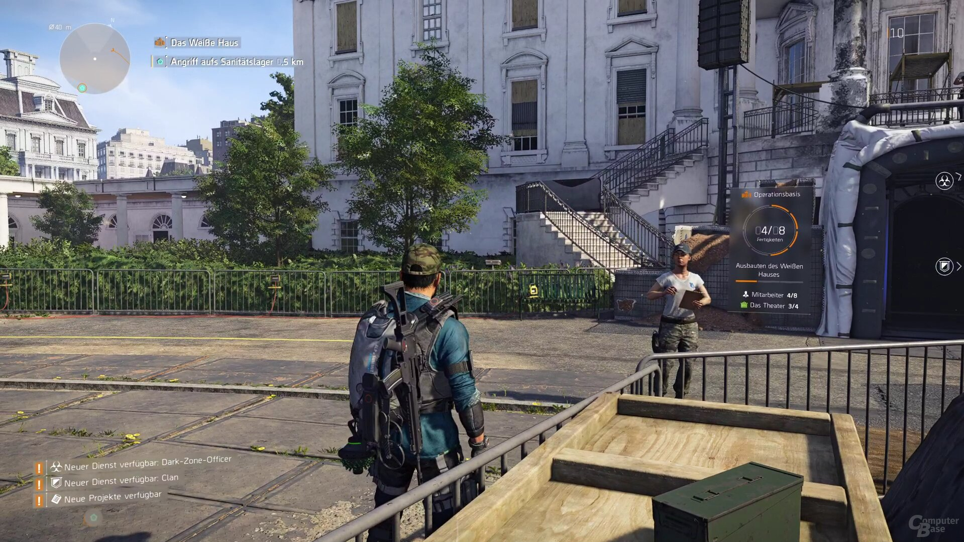 The Division 2 in Shadow – 15 MBit/s