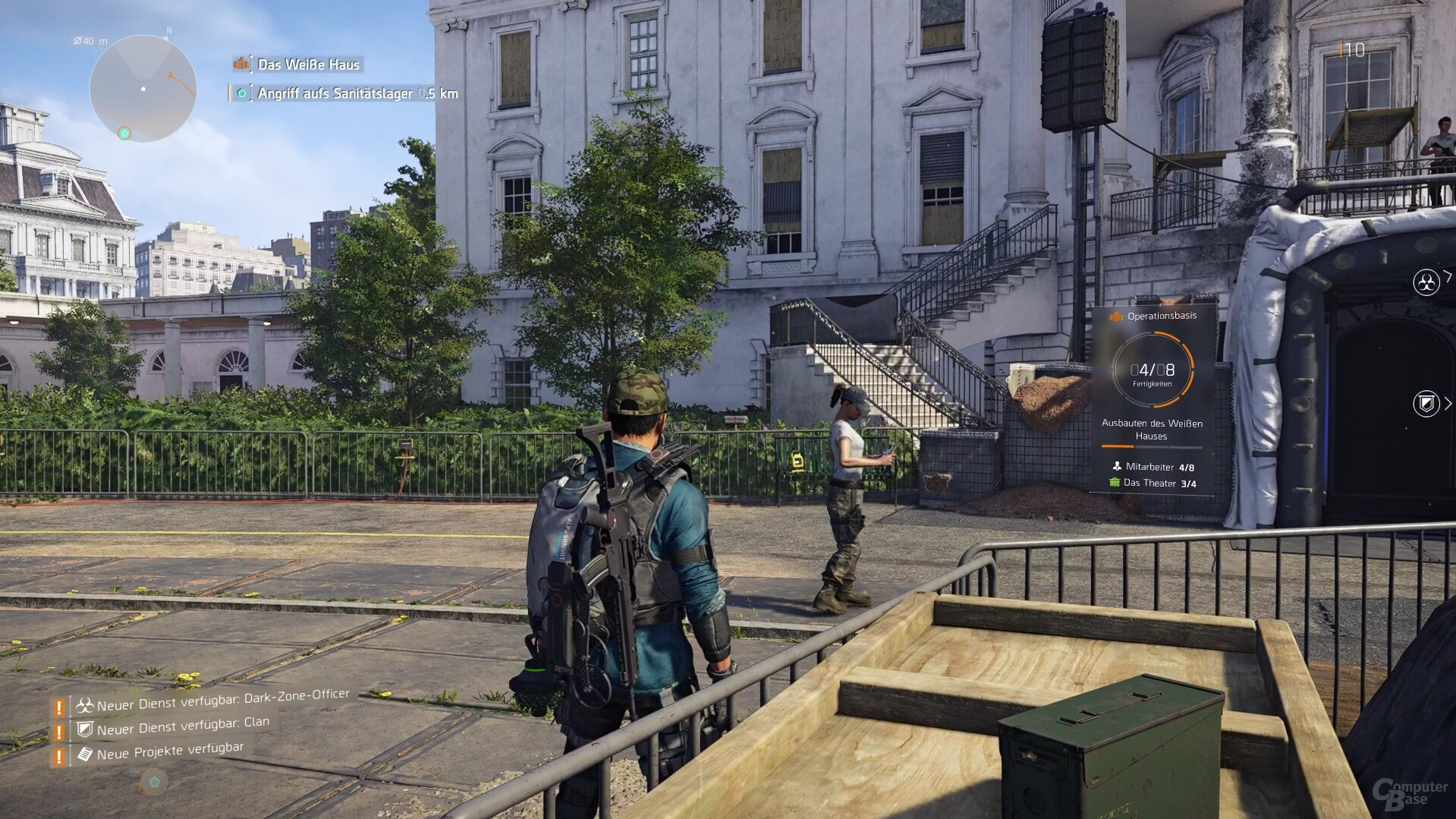 The Division 2 in Shadow – 20 MBit/s