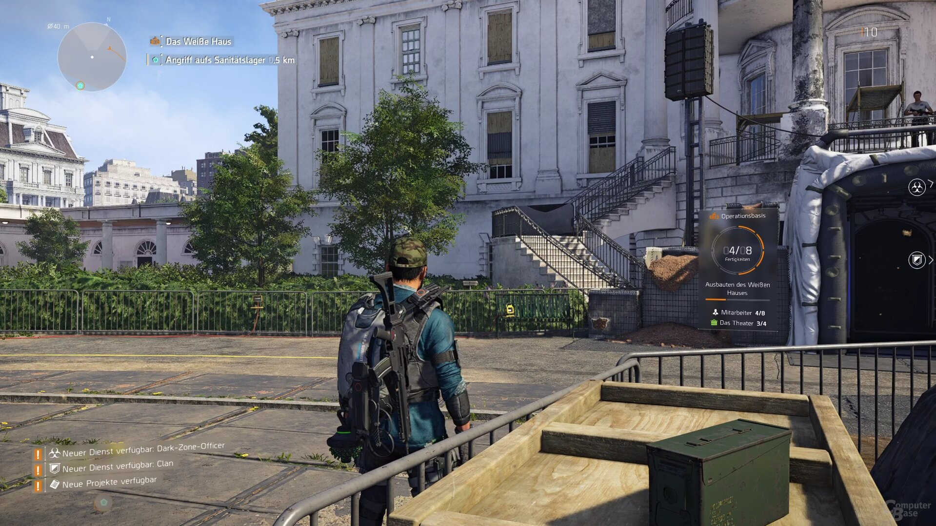 The Division 2 in Shadow – 30 MBit/s
