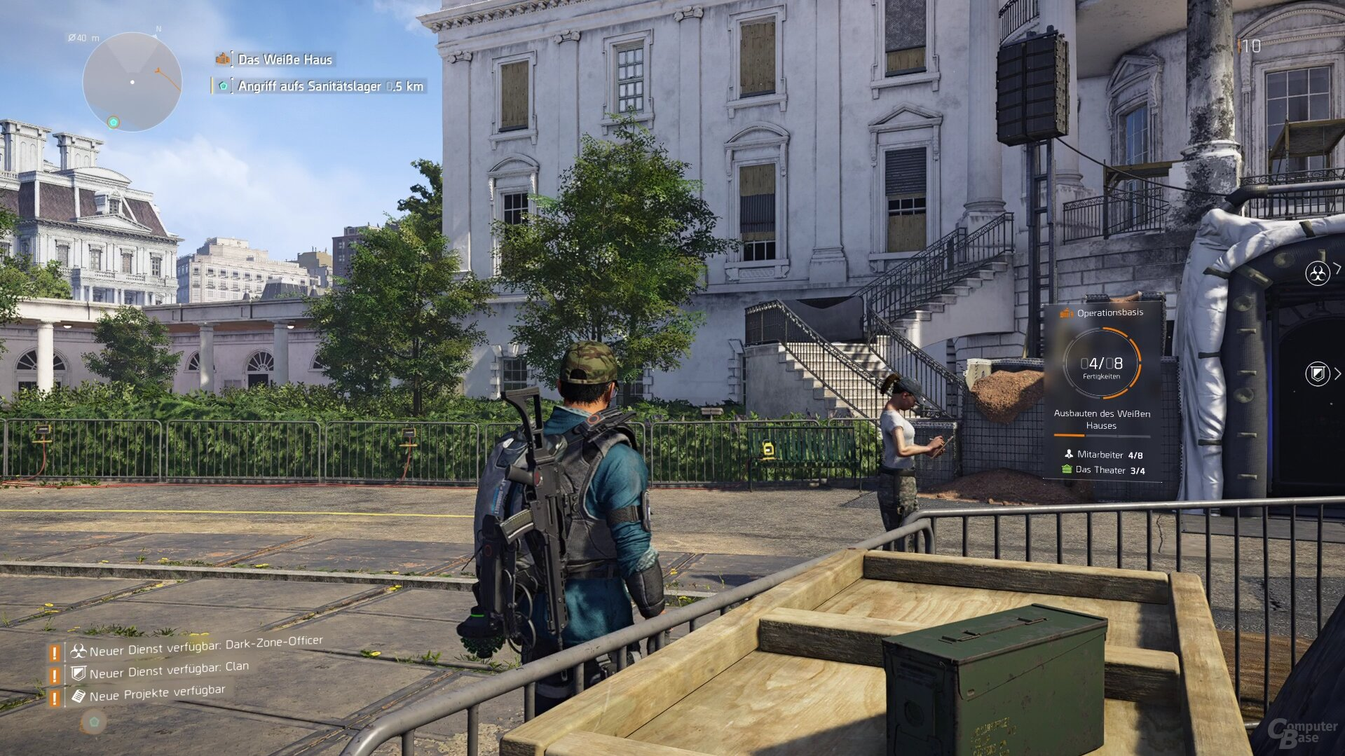 The Division 2 in Shadow – 40 MBit/s