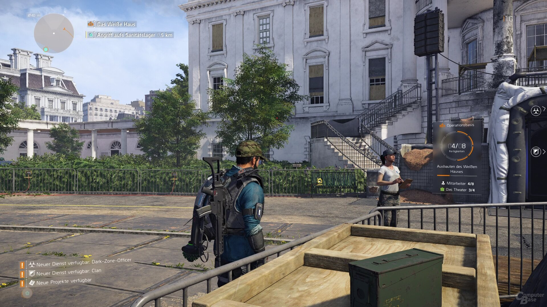The Division 2 in Shadow – 50 MBit/s