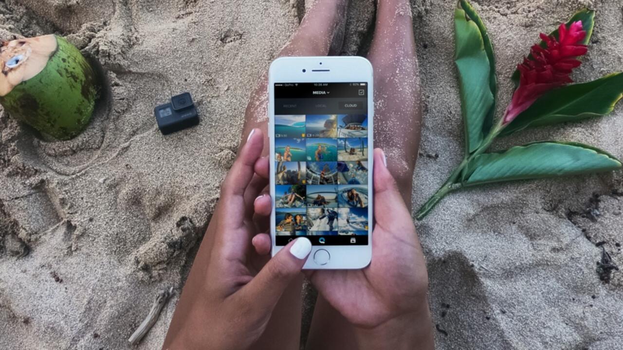 GoPro Plus: Unbegrenzter Speicher für Videos und Fotos