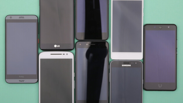 Smartphone-Markt: Huawei ist trotz Rutsch auf Platz drei größter Gewinner