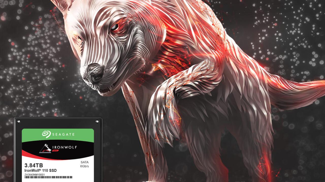 Seagate IronWolf 110 SSD: NAS-SSDs mit bis zu 4 TB, 6 HDDs zu gewinnen [Gesponsert]