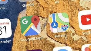 Stiftung Warentest: Google Maps hat im Test vor TomTom die beste Navigation