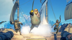 Sea of Thieves: Rare macht Cross Play auf der Xbox zur Option