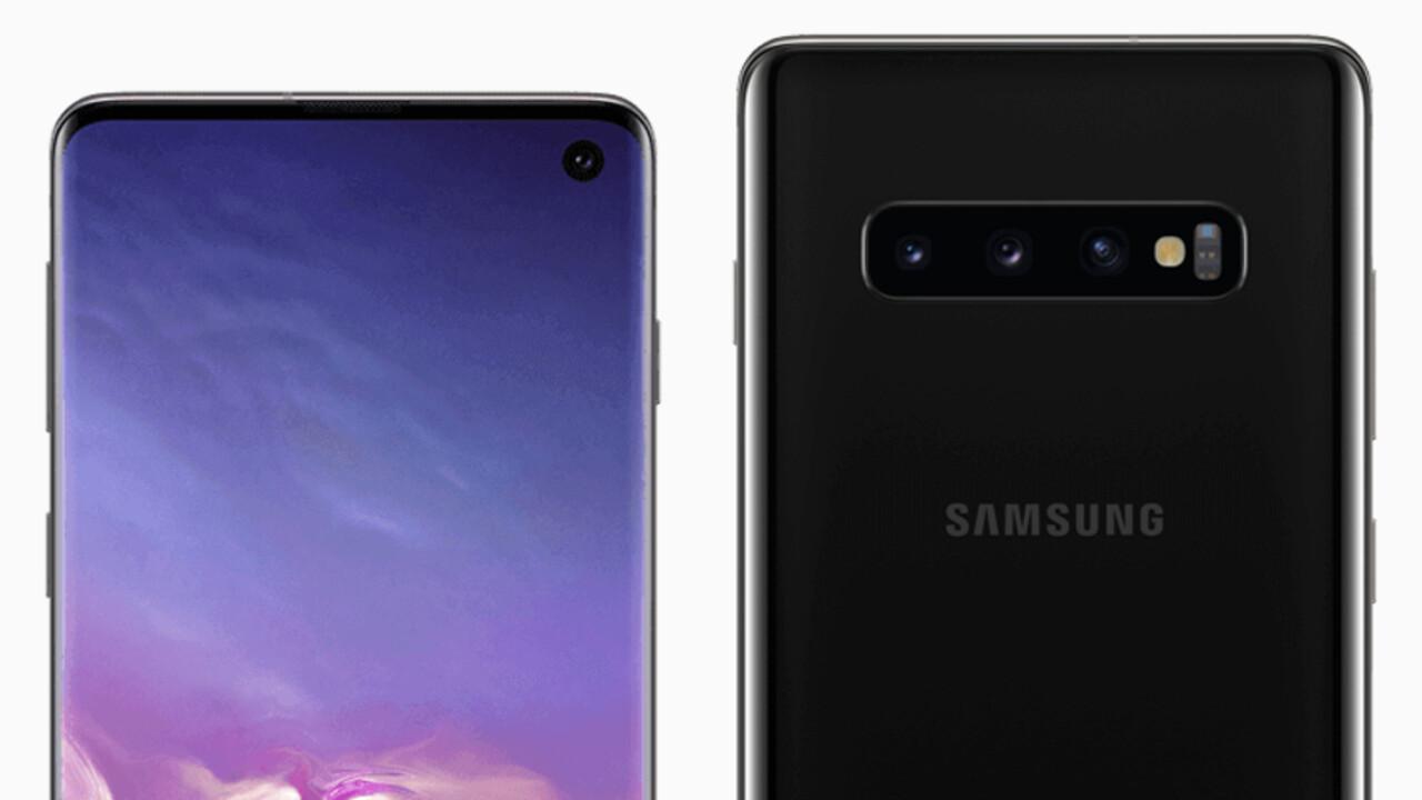 Samsung: Offizielle Bilder und Preise der drei GalaxyS10
