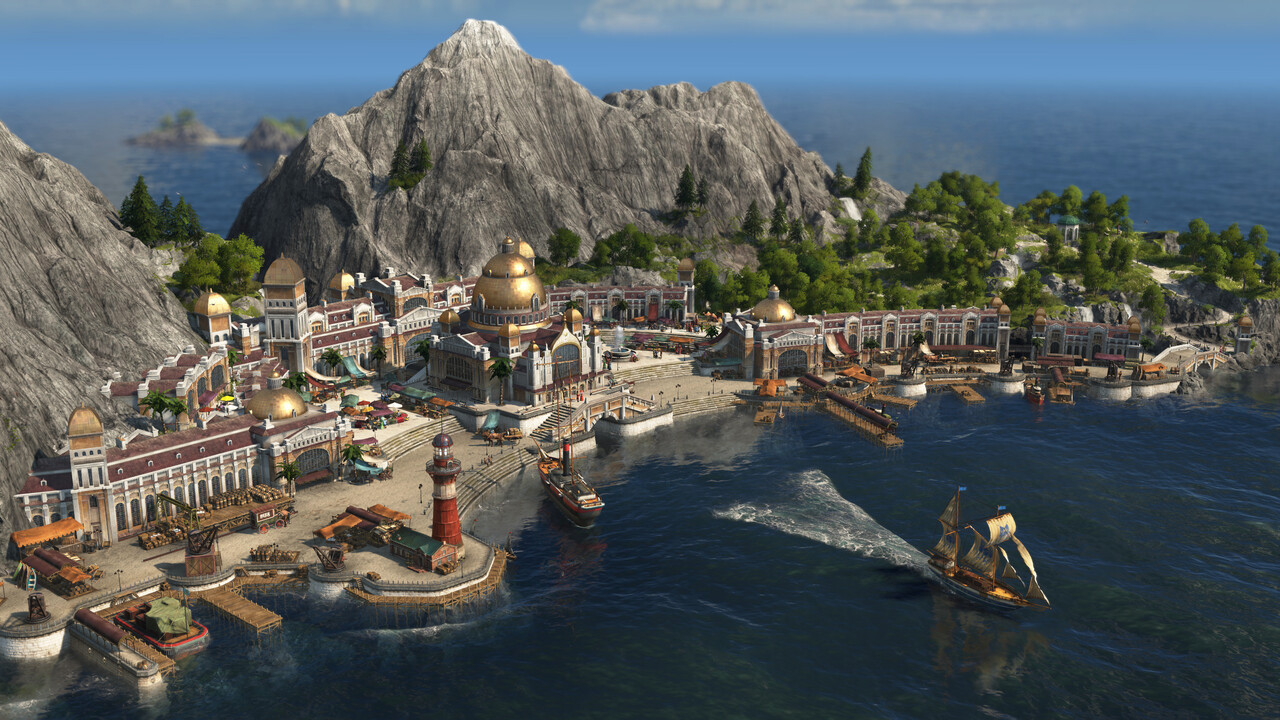 Anno 1800: Gestartete Closed Beta erlaubt Multiplayer