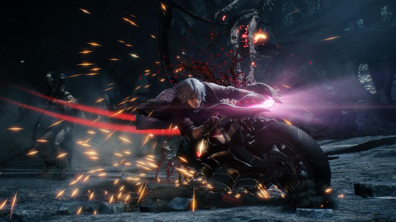 Devil May Cry 5: Capcom korrigiert die Systemanforderungen