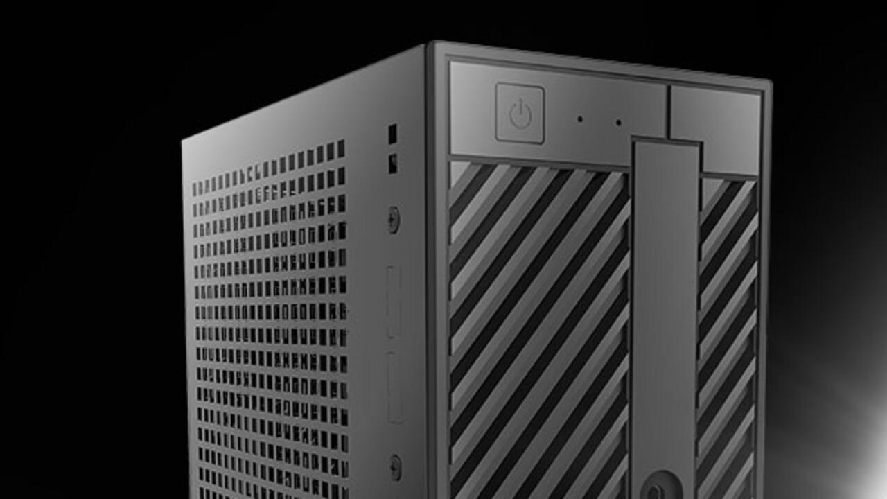 DeskMini 310: ASRock gibt Kleinst-PC für Coffee-Lake-Refresh frei