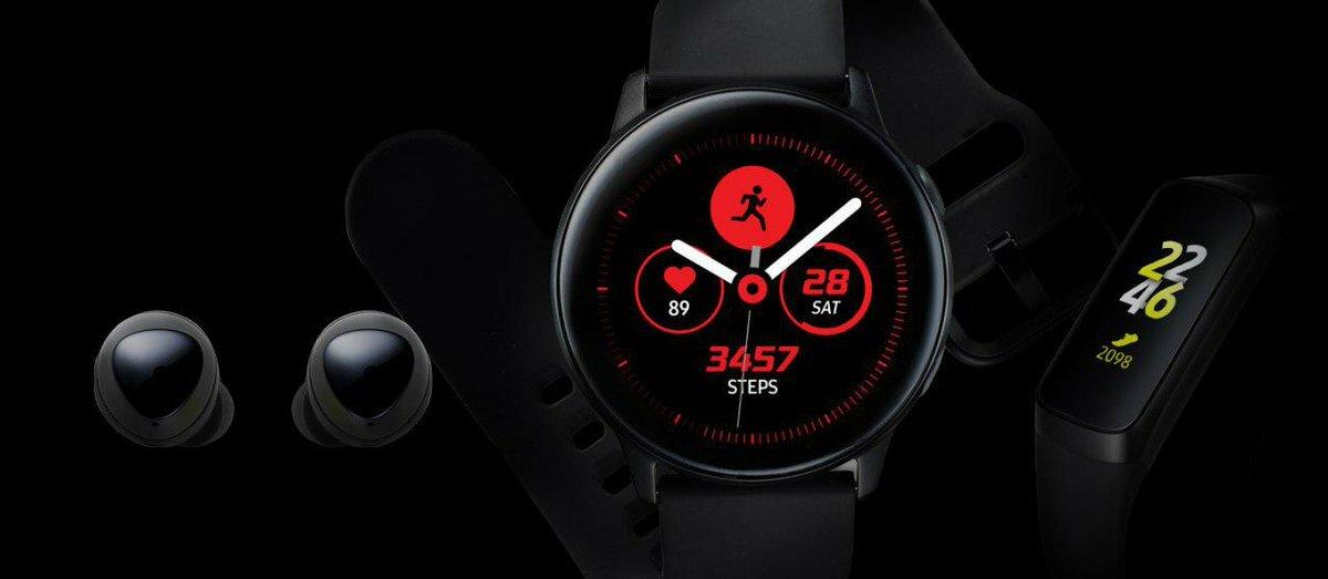 Neue Wearables von Samsung