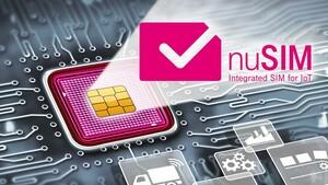 nuSIM: Telekom entwickelt SIM für das Internet of Things