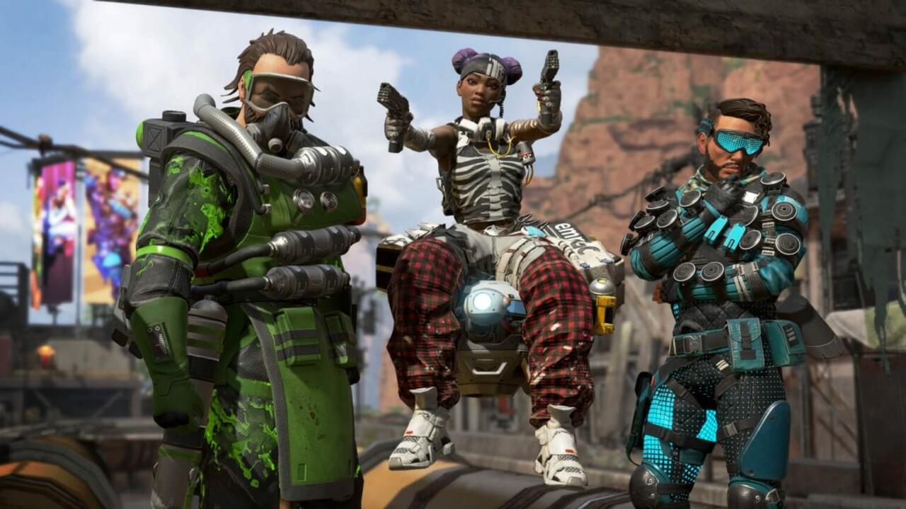 Apex Legends: Squads statt Einzelgänger im Battle Royale