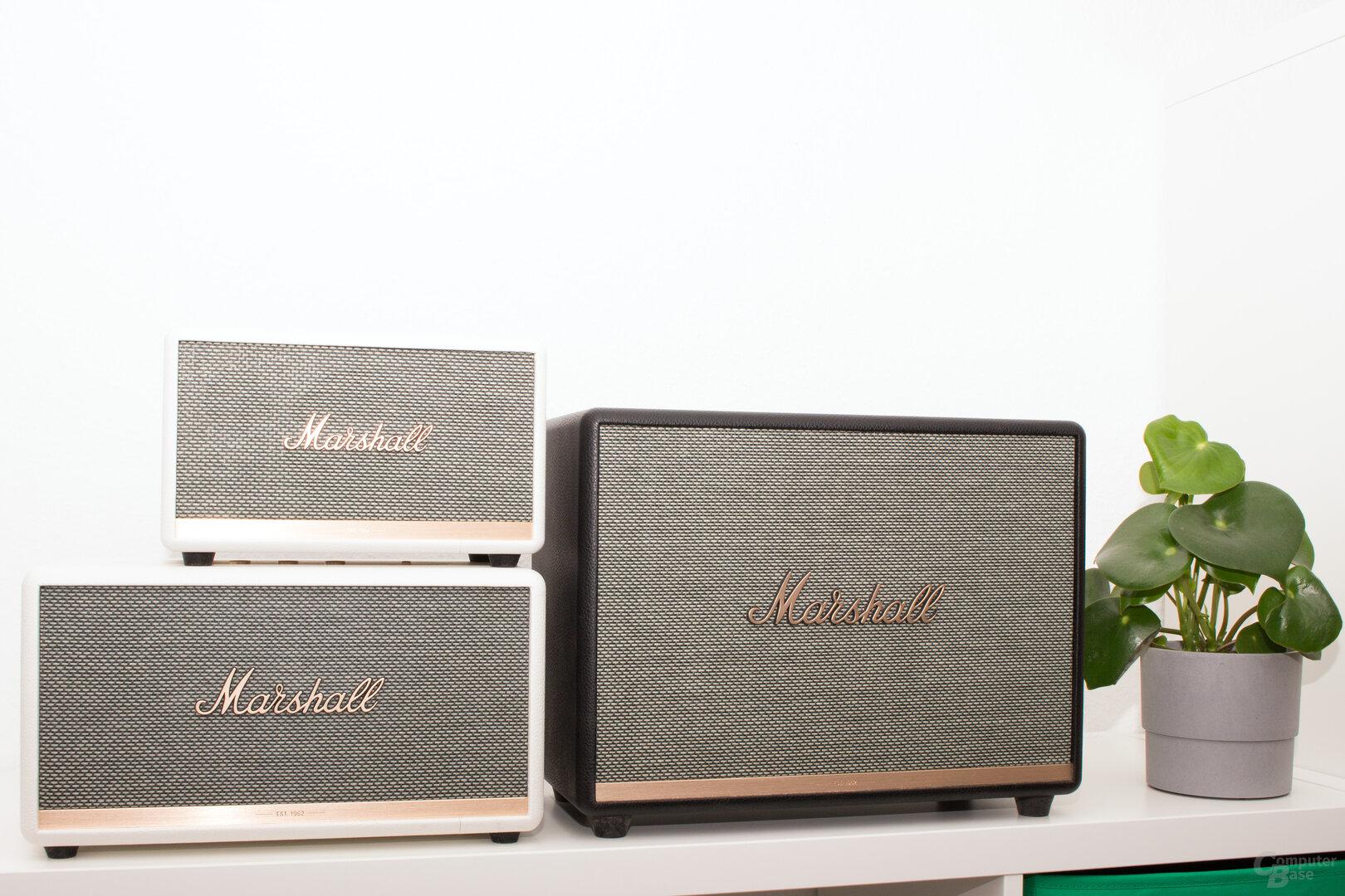 Marshall Bluetooth-Lautsprecher im Test